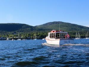 Camden Harbor Cruises - Boat tours, sunset cruises and